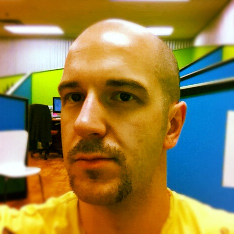 Movember Week 1 Progress. Please donate. http://mobro.co/yourinnerskinny