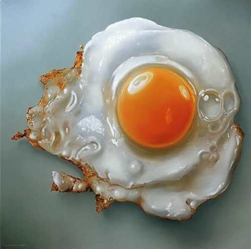 are2:  Hyper-realistic paintings — Tjalf Sparnaay