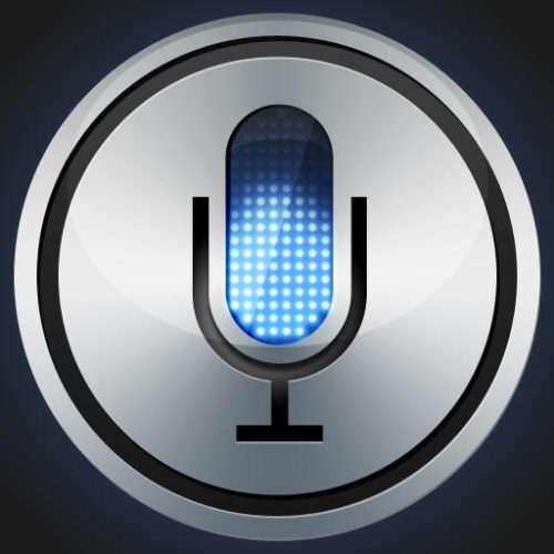 Photoshop: Siri icon  by Howard Pinsky