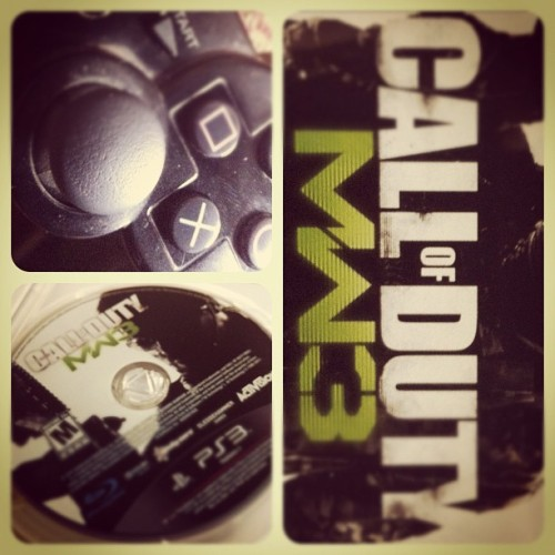 MW3 (Taken with instagram)
