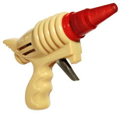 Space Razer Gun, 1960s by Galessa's Plastics on Flickr