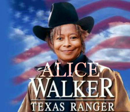 ALICE WALKER TEXAS RANGER