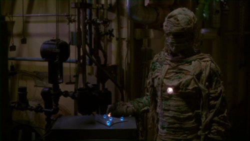 Time Walker (Tom Kennedy, 1982)  When sci-fi meets mummies meets teenage slasher narrative, you know you have a stunner on your hands. The most fun I've ever had with a mummy film - and probably my favorite if it wasn't sacrilegious to prefer this to Karl Freund's Karloff-starring masterwork - Time Walker is a schlocky genre hybrid that will blow you away if you give it the chance. Supposed to be the first part of a mind-blowing saga of cosmic time-hopping proportions, the sequel was (of course) never made…