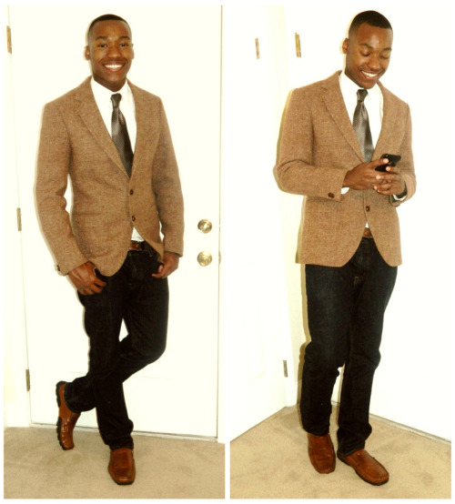blackfashion:  Dress for success. . http://themicahdixon.tumblr.com for more of this !!