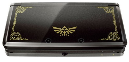 albotas:  Zelda 3DS Hardware Is Classy The limited edition Zelda DS Lite was really cool, but this might be even cooler. It has only been announced for Europe, but I'd be surprised if North America didn't get it at some point (or at least got some sort of Zelda-branded 3DS). Personally I'm waiting for the 3DS Lite though.
