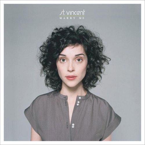 St. Vincent - Now, Now