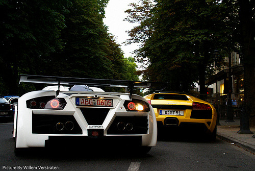 automotivated:  Combo? (by Willem Verstraten)