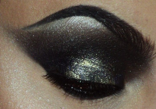 Perfect partymakeup!