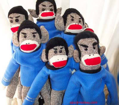 SPOCK MONKEYS