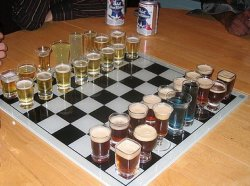 smokinweedonthedaily:  drunken chess