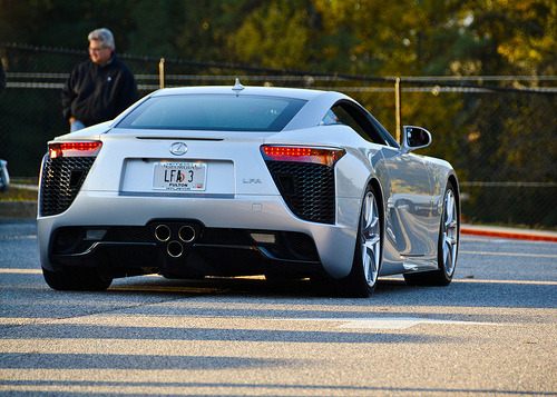 automotivated:  LFA (by W.I.N Photography)
