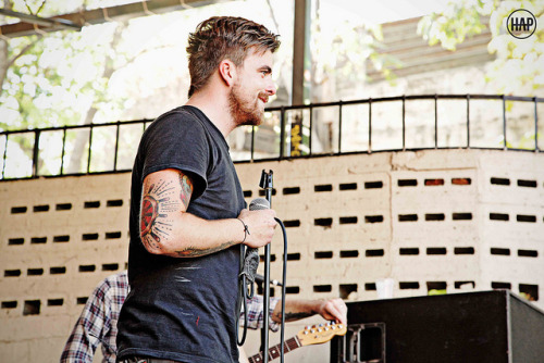 Anthony Green of Circa Survive on Flickr. 10-12-11 Austin, TX Facebook photo page!