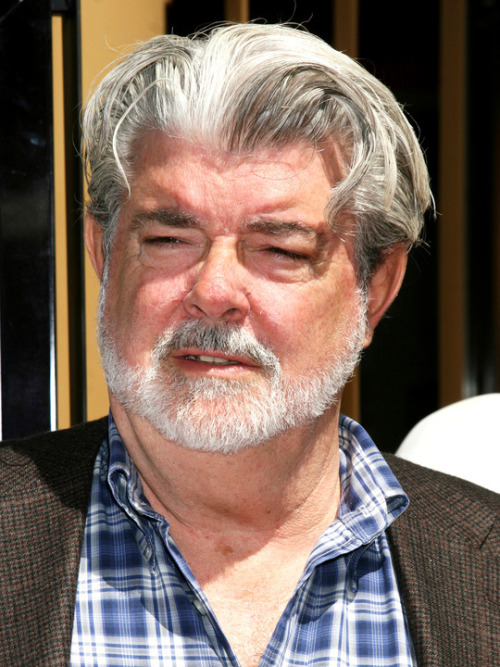 Every time George Lucas eats a grape, it ferments over the course of the months it takes to travel down his neck. Because of this, he is perpetually drunk. (This explains why everything he does is shitty.)