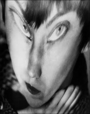 Self Portrait by Berenice Abbott link