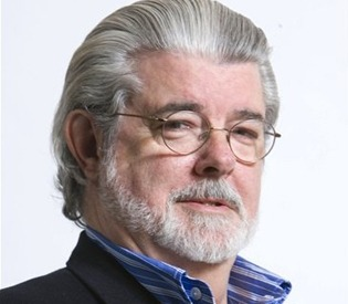 In response to concerns about whether we at George Lucas' Neck are poking fun at a possible goiter: No person, we repeat, NO person, would be able to survive such a severe lack of iodine. Then again… No head could withstand such a neck.