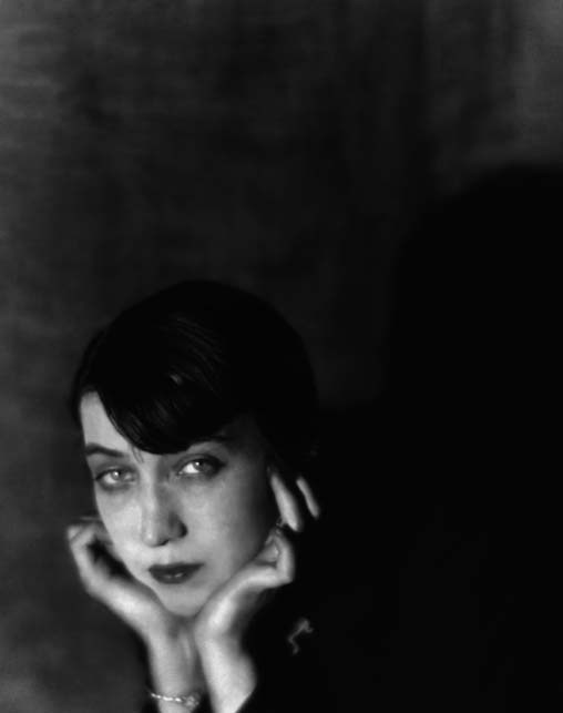 Man RayPortrait of Berenice Abbott, 1925 link