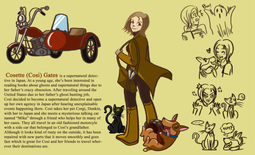 Vehicle Assignment FINAL Yay…..done..I think I'll change her name in the future…