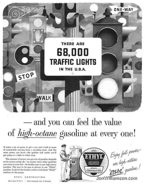 oldads:  Ethyl - 19540313 Post on Flickr.