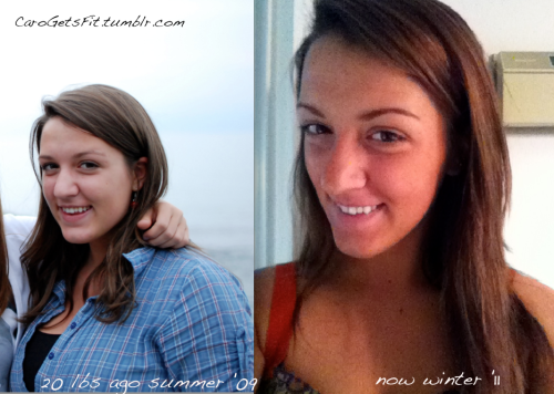 sharing since I've pretty much hit the 20 lb loss mark! weird, eh?