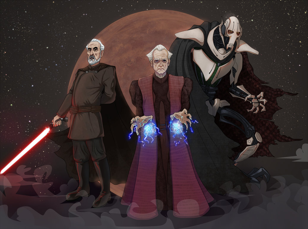 sexytimesforall:  The Clone Wars: The evil ones by Anmazol on deviantart.com