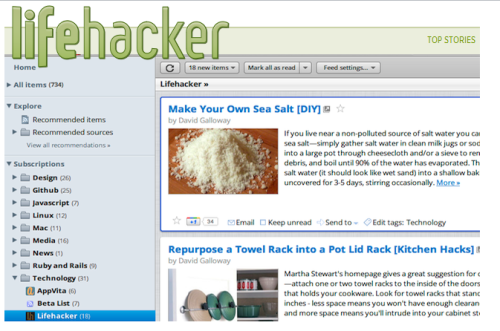 This Mac OS-Themed Userstyle Transforms Google Reader into a Clean, Well-Spaced Reader (via This Mac OS-Themed Userstyle Transforms Google Reader into a Clean, Well-Spaced Reader)