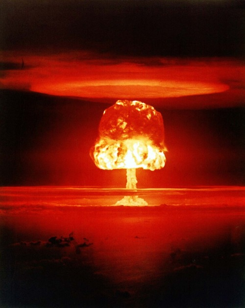 motherjones:  We're Spending More on Nukes Than We Did During the Cold War Memo to the budget supercommittee: If you're looking for billions in savings, check out the bloated nuclear weapons complex.  Proposed solution to the number of nuclear weapons in the world: Amend the 1963 Partial Test Ban Treaty, which banned nuclear explosions in space, and start using our nukes, cooperatively with other states and under strict regulation, for interstellar travel. Also, happy birthday Carl Sagan.