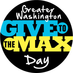 Give to the Max Day is a one-day fundraising event on November 9, 2011 that will unite local Maryland, Virginia and Washington, DC communities to support nonprofits serving the area. The goal is to get tens of thousands people to support their favorite regional charity, raising millions of dollars in donations and grants in just 24 hours!
