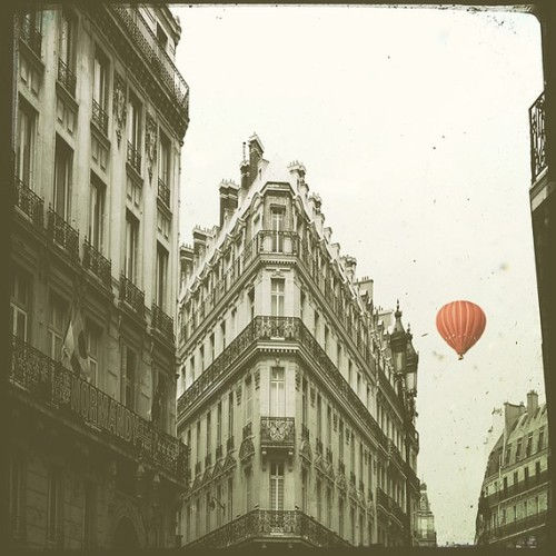 The Red Balloon.