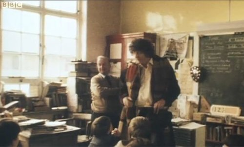 "Doctor Who: Rare archive footage of Tom Baker unearthed  Completist Whovians will be cheered to learn that some seldom-seen  archive footage of Tom Baker visiting Belfast schools in character as  the Fourth Doctor has recently been unearthed and aired for the first  time in decades. Makers of Northern Irish BBC documentary strand  Those Were the Days stumbled across the film in the BBC's Northern  Ireland archives and used clips of Baker's visits in the first episode  of the series, which was broadcast last Monday. The footage shows  Baker popping in to classrooms full of astonished children, running  around playgrounds, chatting with the kids and letting them try on his  hat. ""It was his own initiative,"" said novelist Glenn Patterson  during the programme. ""He had a couple of days and decided to come to  Belfast. Eventually American presidents would do that, but the idea that  a Time Lord would come in [was something else]."" Fans can see Those Were the Days on BBC iPlayer until Monday 19 December."