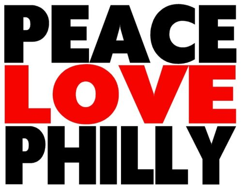 PEACE LOVE PHILLY