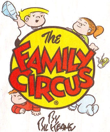 Bil Keane, creator of comic strip Family Circus, dies at 89 - @AP