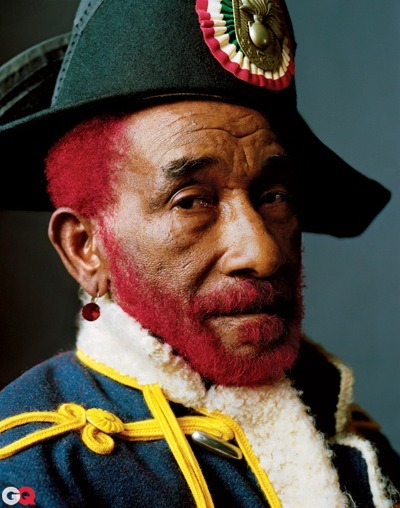 "The Survivors: Lee ""Scratch"" Perry (In Which He Tells GQ That Lying About Inventing Reggae Killed Bob Marley) GQ correspondent Chris Heath's interview with the legendary reggae pioneer is one of the stranger, funnier, wilder things we've read in a long long time. Click here to read all of it, including the parts where Perry talks about his home planet of Sirius, the fact that he's half fish (from the waist down) and why he cooks with marijuana but no longer smokes it. All of that is delightfully daffy. But there's darkness, too: below, a portion of the conversation in which Perry insists that Bob Marley got cancer and died because he tried to steal credit for reggae's creation from its rightful originator. (That being Perry.)  GQ: So, right now, can you hear voices?  Lee ""Scratch"" Perry: The spirit is speaking to you now. The spirit  is telling me right now what to say. And I'll just say it out there to  the people out there—Bob Marley, if he tell the world that reggae did  come from my house, 5 Cardiff Crescent, Washington Gardens [location of  Perry's legendary Black Ark studio in Kingston, Jamaica, which later  burnt down, supposedly at his own hand], and reggae did not come from  Trench Town…if he did say that he would be still alive. GQ: So by not telling people…  Lee ""Scratch"" Perry: The truth. GQ: That killed him? Perry: The spirit kill him. GQ: You really believe that?  Perry: I don't believe it. I know it. GQ: So misleading people about you gave him cancer?  Perry: Yeah. Tell the people the truth—that reggae did  not come from Trench Town. When he start to sing he was singing ska  with Coxsone [Jamaican producer ""Sir Coxsone"" Dodd] and didn't know  anything about reggae. … GQ: And you genuinely believe that there is a connection between that  and the disease that killed him?  Perry: Well, the only thing that kill people is a lie. GQ: Can't people just be unlucky?  Perry: Lying. [Perry sticks out his tongue and  touches its pointed tip with a forefinger.] The truth is this. This  is a sword. It heals, and it kills. If you don't speak the truth, the  truth will kill you. And no doctor can cure you."