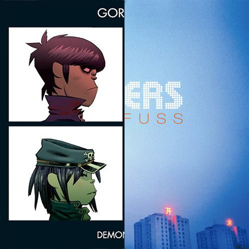 Gorillaz vs. The Killers - Somebody Told Me vs. Feel Good Inc