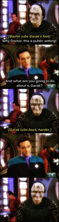 cardassians:  THEIR FACES