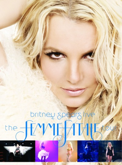 The Britney Spears Live: The Femme Fatale Tour DVD + Blu-ray are now available to pre-order ahead of their official release on November 21st. Reserve your copy here →