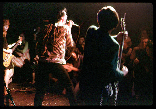 darkoisdorko:  The Cramps at Mabuhay Gardens in 1978 (by p0ps Harlow) (i may well have been in that audience. this was the playground of my youth.)