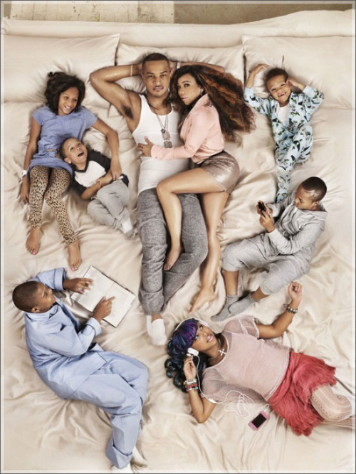 """T.I. And Tiny: The Family Hustle,"" will be premiering on December 5 at 9 PM EST on VH1."