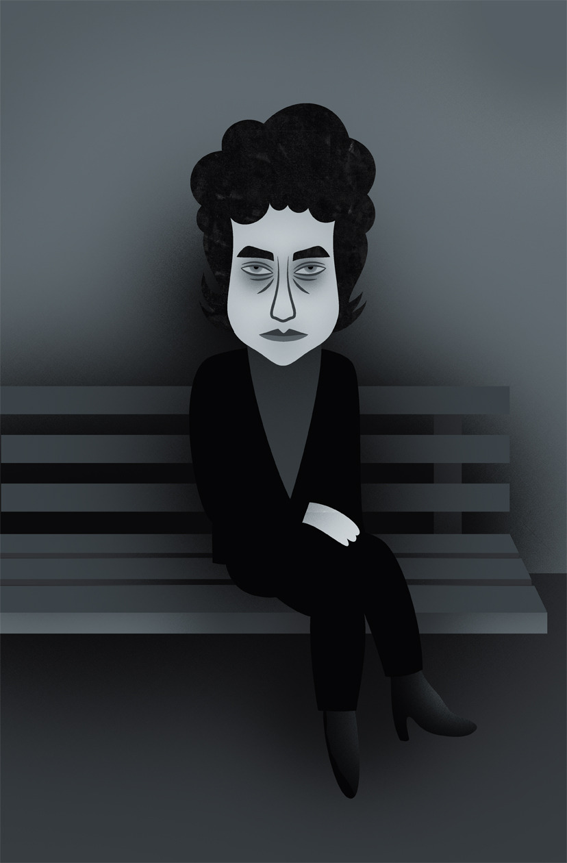 Dylan Illustration