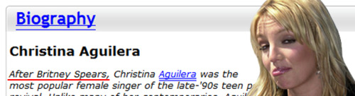 Happy Bday Xtina!