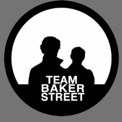 Team Baker Street Tshirt by thesherlockian. Available from RedBubble.