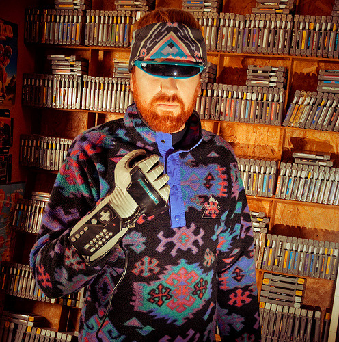 Van Gogh loved the Power Glove. It was so bad.