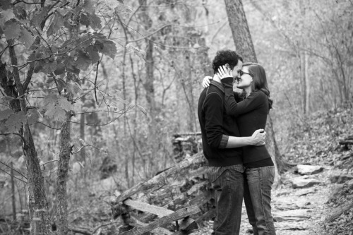 Another from that engagement session. (: