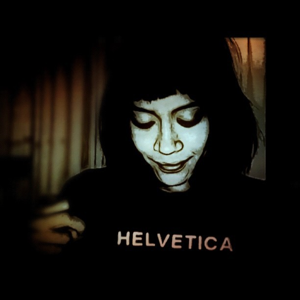 Wendy Helvetica (original pic from Wendy Chin)