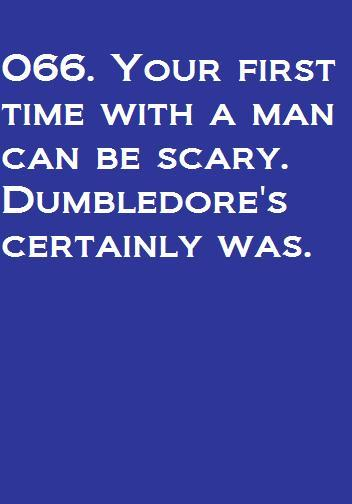 Learned from Dumbledore in A Very Potter Sequel Submission from meganerin
