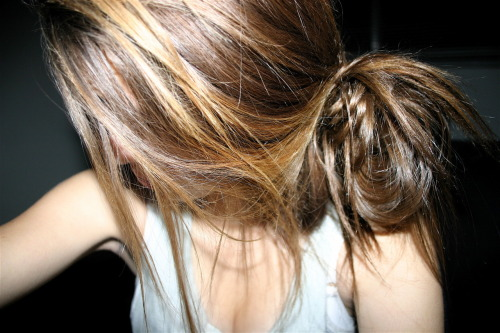 i want my hair like this<3