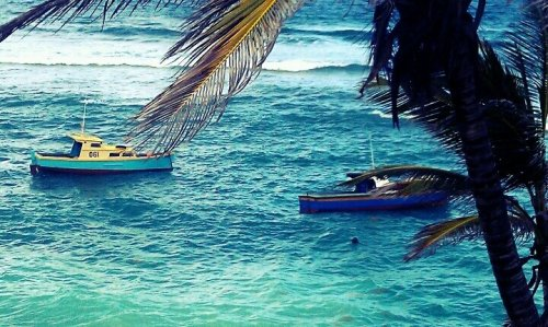 muntman:  Fishing #boats  #andrography  #fotodroids  #barbados  #CapturedMoment  #water  #blue (uploaded with Streamzoo.com)