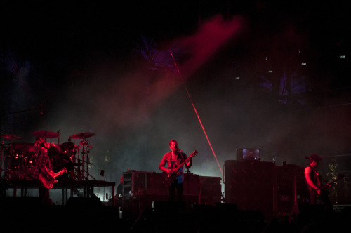 Kings of Leon - Coachella 2011