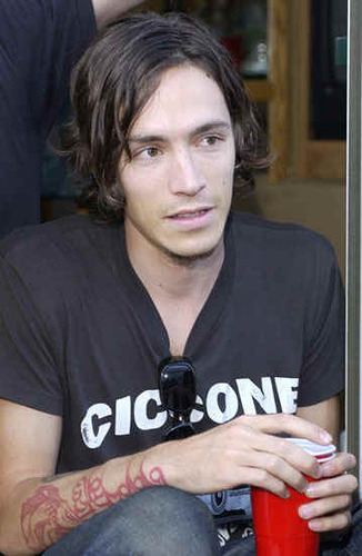 My daily dose of Brandon Boyd!