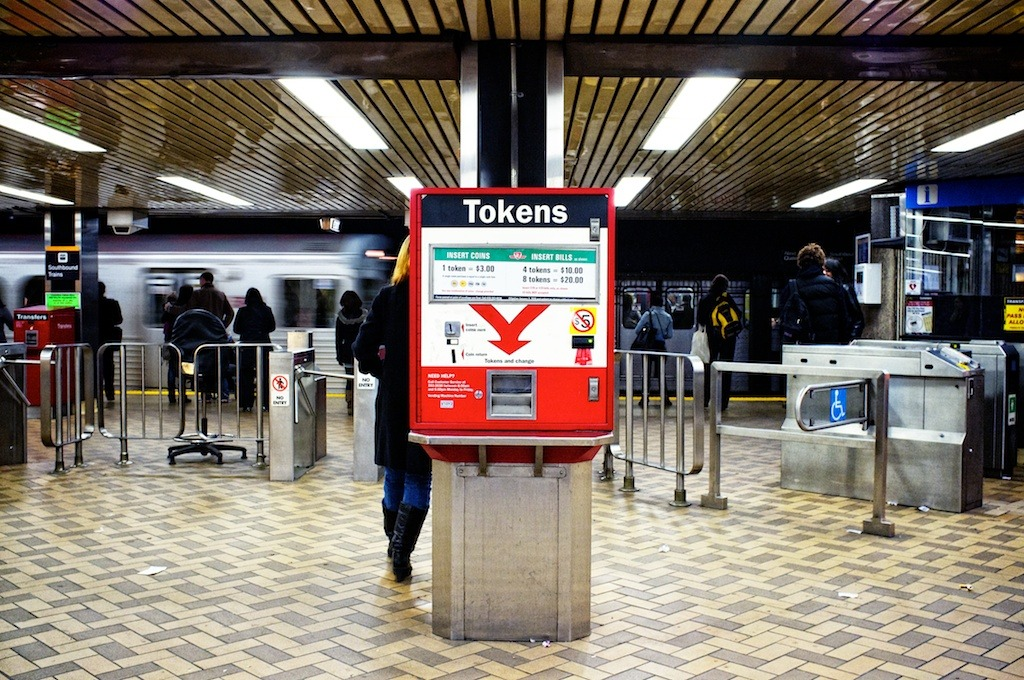 #38: 9-11-2011 - Token Machine, Toronto