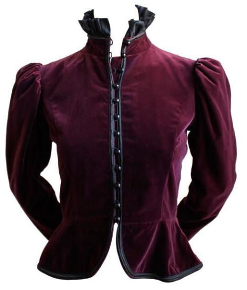 omgthatdress:  Jacket Yves Saint Laurent, 1970s 1stdibs.com  Gorgeous!
